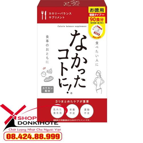 cách dùng Enzyme giảm cân Nhật Bản ban ngày