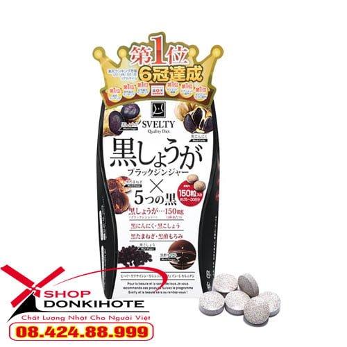 Giảm cân Svelty Quality Diet số 1 Nhật bản tại Đà Nẵng