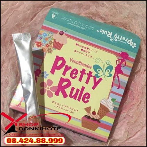 giá thuốc giảm cân Pretty Rule Nhật Bản