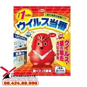 Bình đặt phòng diệt khuẩn Kowa Shinyaku Nhật Bản vệ sinh nhà luôn khô thoáng sạch sẽ