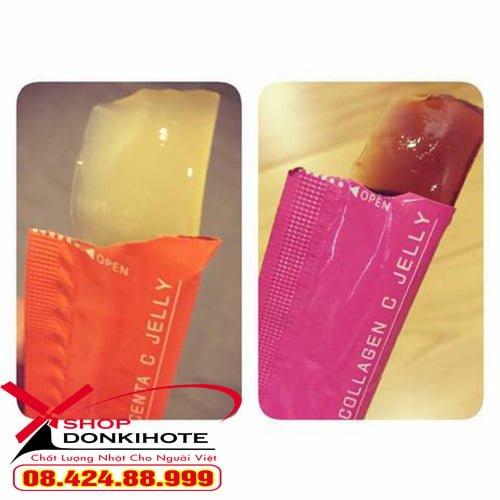 Thạch Collagen Otsuka Skin C Japan Placenta Jelly mang lại nhiều lợi ích cho sức khỏe