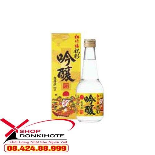 rượu sake vảy vàng 300ml mua ở đâ