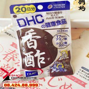 Dấm đen giảm cân DHC Nhật Bản giá tốt tại donkivn.com