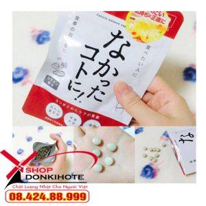 Enzyme giảm cân ban ngày Nakata Kotoni