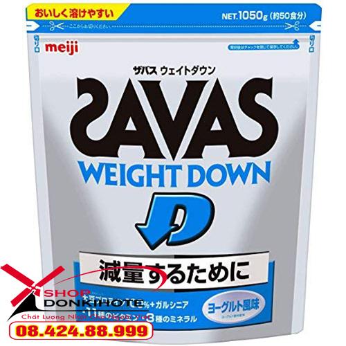 Giảm cân Savas Meiji vị sữa chua đang có mức giá tốt