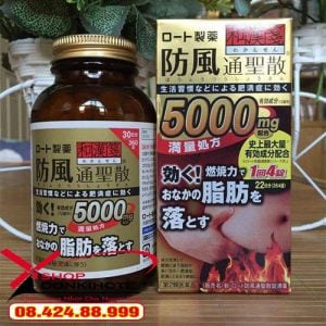 Giảm mỡ bụng Rohto Nhật bản uy tín chất lượng