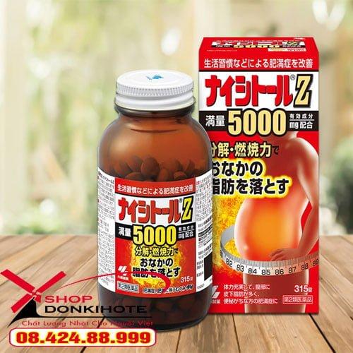 Naishitoru 85 Kobayashi của Nhật có tốt không