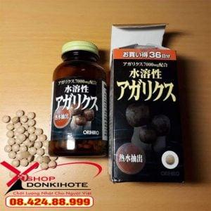 Nấm thái dương Orihiro phòng và trị cách bệnh nguy hiểm
