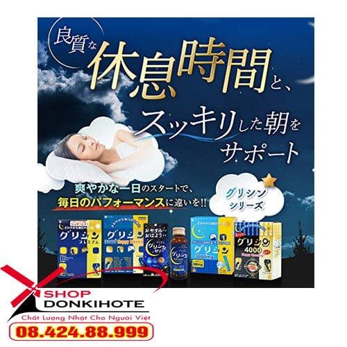 Bột ngủ ngon cao cấp 4000mg Happy Morning Nhật Bản Uy Tín Chất Lượng