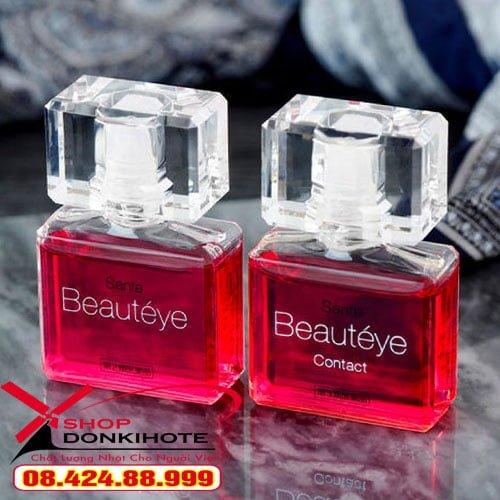 Thuốc nhỏ mắt Beauteye Sante Nhật Bản sự lựa chọn số 1 của người Nhật