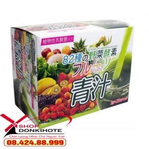 Nước ép hoa quả Kaneshi 45 gói của nhật