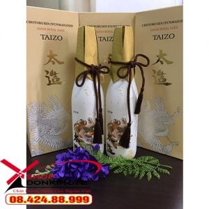 Rượu sake royal Taizo 720ml tại shop