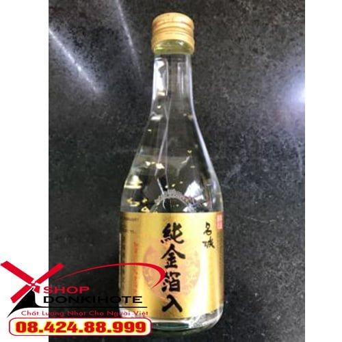 Công dụng sake vảy vàng 300ml