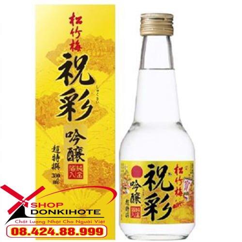 sake nhật bản 300ml