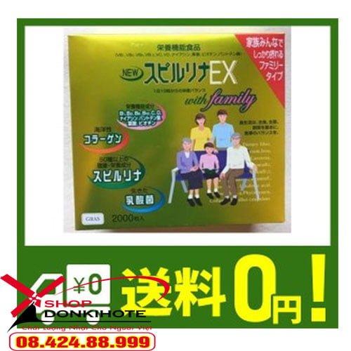 tảo vàng 1000 viên Nhật Bản