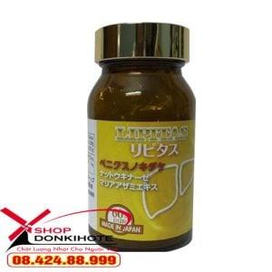 thuốc bổ gan lipitas Nhật Bản