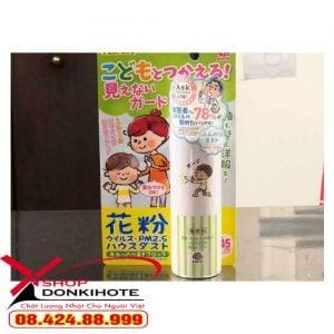 Xịt Chống Virus Mẹ Và Bé Allele Nhật Bản ngăn ngừa vi khuẩn bảo vệ sức khỏe suốt 24h