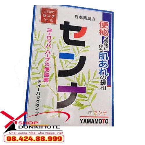 Trà trị táo bón cho mẹ sau sinh Yamato hộp 48 gói Nhật Bản tốt cho bà mẹ sau sinh