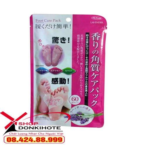 Ủ chân Lavender Foot Care Pack giá tốt nhất tại Hà Nội