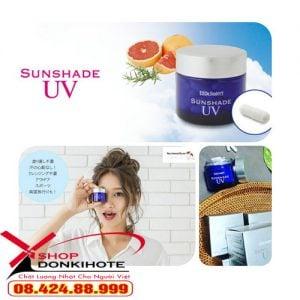 Viên uống chống nắng Dr Select Sunshade 30 viên Nhật Bản phù hợp với mọi làn da