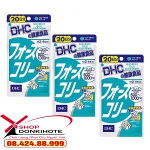 Viên uống giảm cân DHC uy tín giá cạnh tranh