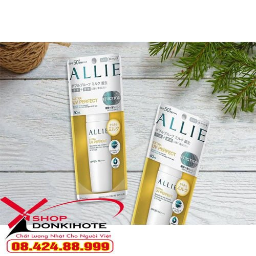 Kem chống nắng Allie Kanebo chính hãng nhật bản cho da dầu da nhờn