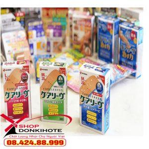 mua miếng dán vết thương Nichiban Careleaves tại donkivn.com được phần lớn khách hàng lựa chọn hàng đầu khi có nhu cầu.