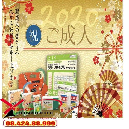 Chất lượng băng go Nichiban Careleaves được người tiêu dùng ở Nhật Bản đánh giá cao