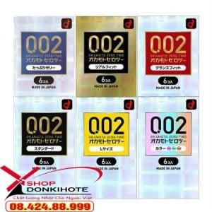 Bao cao su Okamoto 0.02 mua ở đâu tại Hà Nội