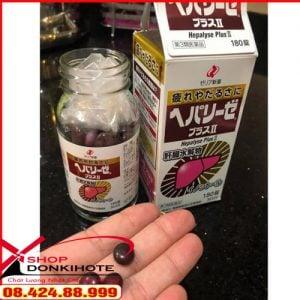 Thuốc Liver Hydrolysate 300 viên của Nhật bổ gan có tốt không