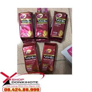 Viên uống Hepalize G gói 100v của nhật bản bổ gan là dòng sản phẩm nội địa Nhật Bản