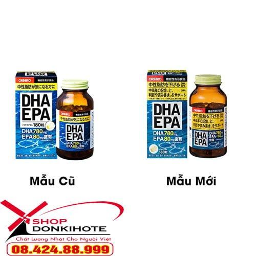 Bổ Não DHA EPA Orihiro giúp cải thiện trí nhớ ở người già và phát triển trí não của trẻ nhỏ