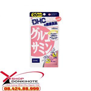 Glucosamine DHC Nhật Bản đặc biệt tốt cho người hay vận động mạnh
