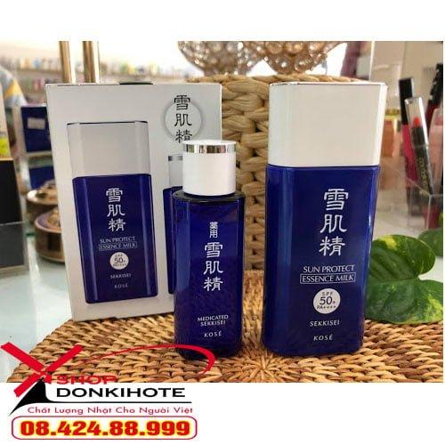 Kem chống nắng Kose dạng Milk cho da dầu 60g của Nhật Bản giá tốt nhất sản phẩm chính hãng