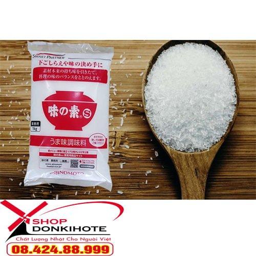 Cần sử dụng mì chính Nhật Ajinomoto đúng cách để bảo vệ sức khỏe
