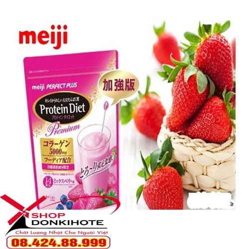 công dụng của sữa protein diet collagen 5000mg giúp giảm cân nhanh chóng