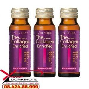 Collagen Shiseido Ex dạng viên Nhật Bản 120 viên giúp nuôi dưỡng da từ sâu bên trong và chăm sóc sức khỏe