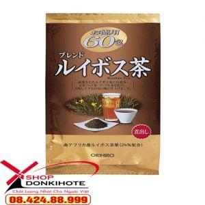 Hồng trà Nam Phi Nhật Bản là loại trà có chất chống oxy hóa cực cao,