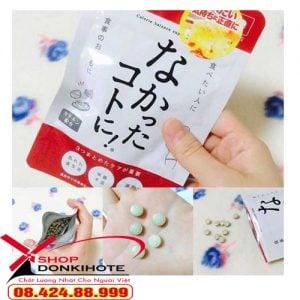 Viên uống Enzyme giảm cân ban ngày Nhật Bản chính hãng tại Donkivn.com