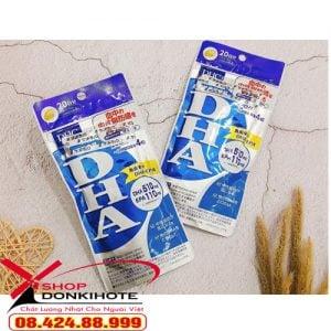 Viên uống bổ sung DHA DHC 20 ngày tại Hà Nội