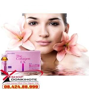 Shiseido Ex Collagen dạng nước chính hãng, chất lượng tốt