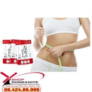 Enzyme giảm cân ban ngày Nhật Bản thanh lọc cơ thể, giải độc tố