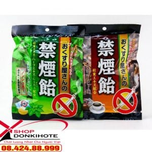 Kẹo cai thuốc lá Nhật Bản vị cà phê là sản phẩm cai thuốc lá hiệu quả nhất