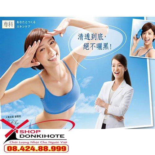 Kem Shiseido Mineral Water spf50 40ml chống nắng giá bao nhiêu tại Vũng tàu