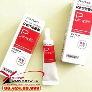 Kem Trị Mụn Shiseido Pimplit 15g Nhật Bản chuyên đặc trị các loại mụn cứng tại donkivn shop