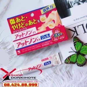 Kem trị sẹo kobayashi của Nhật Bản 15g mua ở đâu