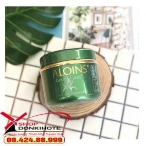 kem lô hội Aloins kem xanh Aloins Nhật Bản dưỡng da toàn thân giá tốt, hàng chất lượng, chính hãng