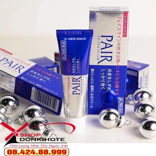 Kem Trị Mụn Lion Pair Acne W Cream Nhật Bản 24gr giá tốt nhất tại Donkinvn.com
