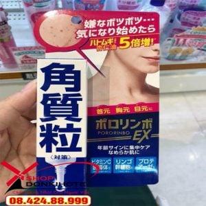 sản phẩm Kem trị mụn thịt Pororinbo Nhật Bản