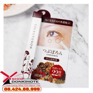 công dụng của kem Tsubuporon 1.8ml Nhật Bản trị mụn thịt và tự tin